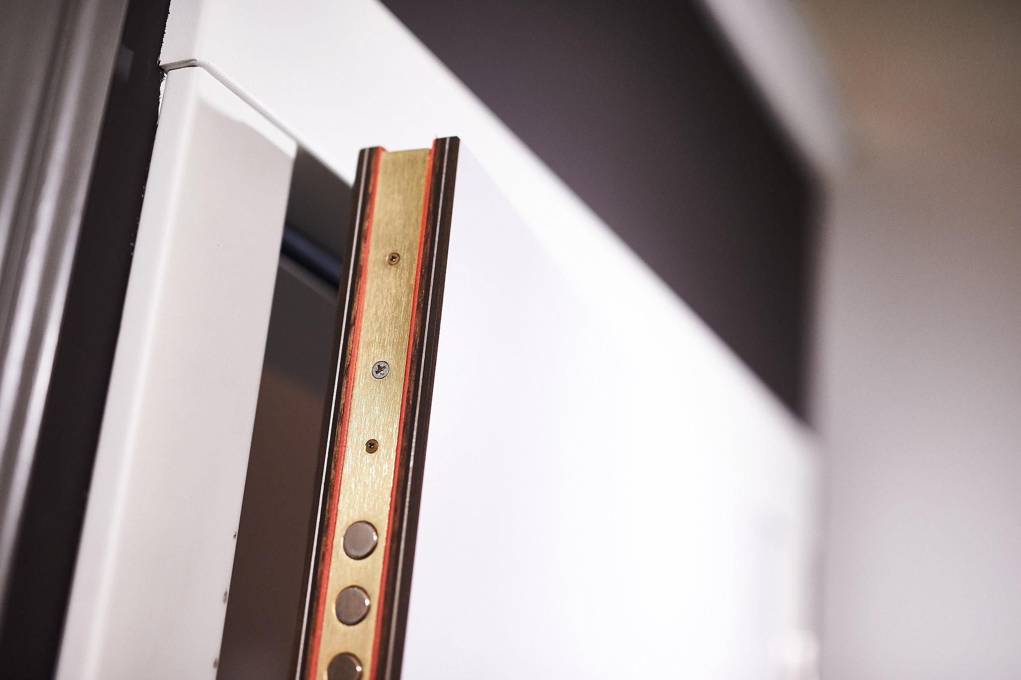 Technische binnendeuren (brandwerend (RF), inbraakwerend, akoestisch)