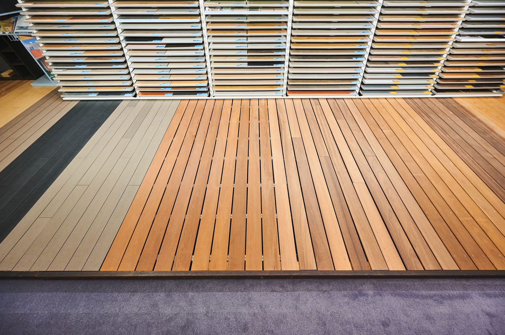 Showroom terrasses