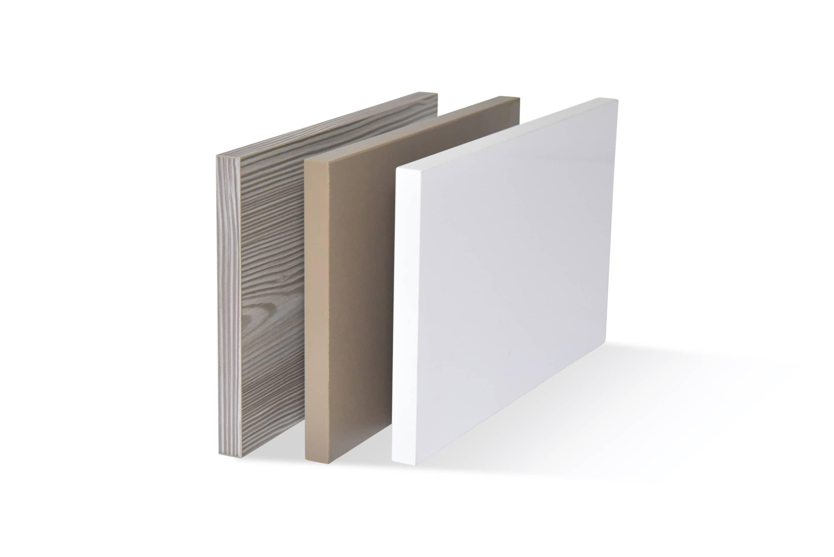 Gelamineerde en laminaat panelen