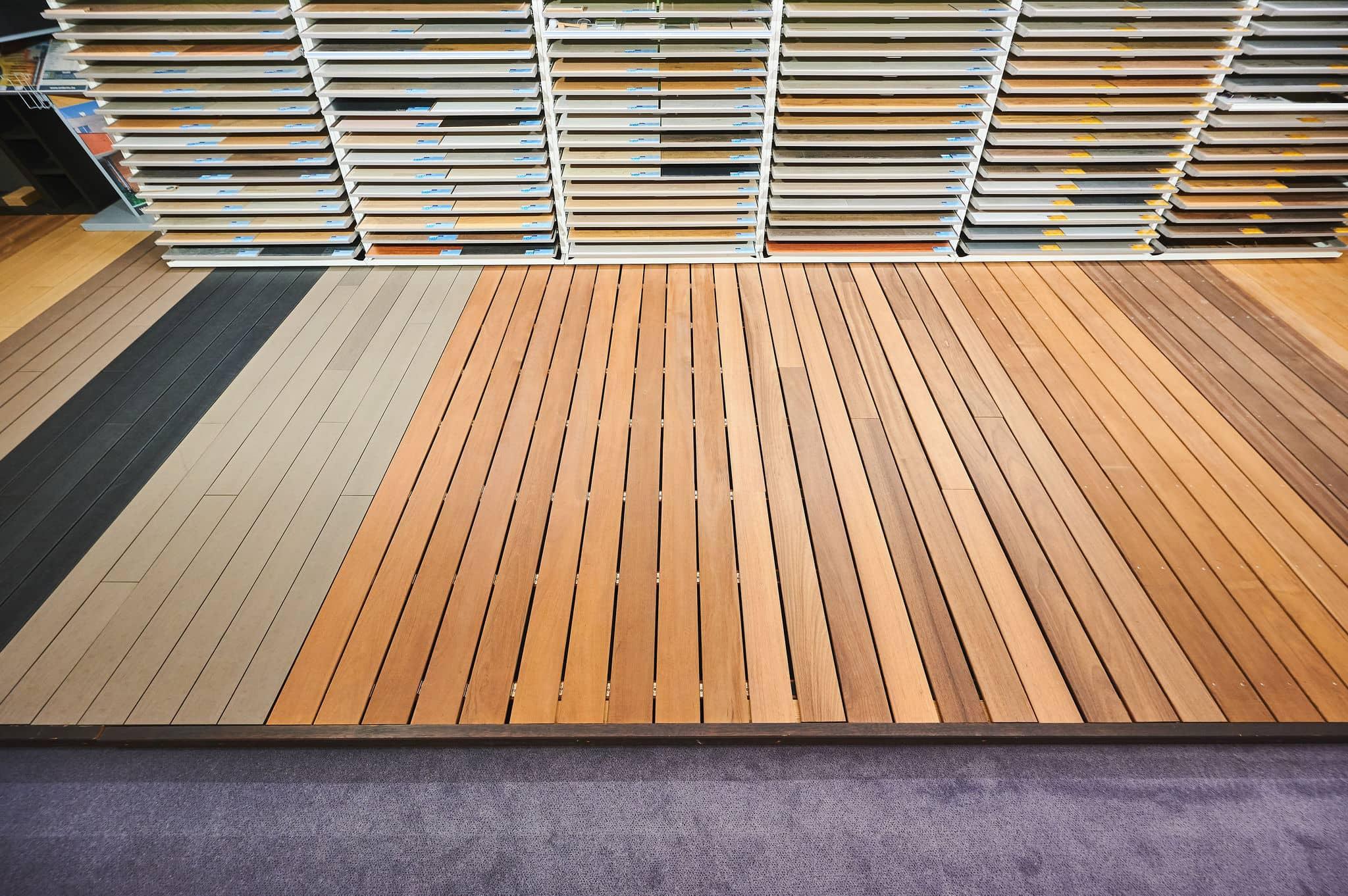 Showroom terrassen